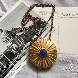 Vintage Estée Lauder Locket Necklace